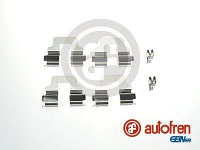 Kit d'accessoires, plaquette de frein à disque AUTOFREN SEINSA D42389A