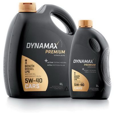 Huile moteur DYNAMAX 501599