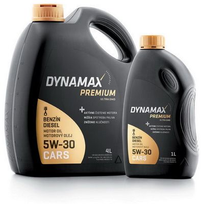 Huile moteur DYNAMAX 502053